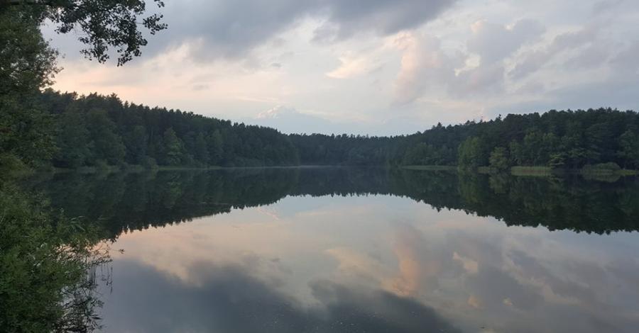 Jezioro Długie w Olsztynie - zdjęcie