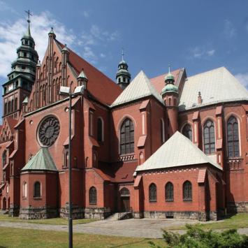 Nowy kościół Św. Bartłomieja w Gliwicach Szobiszowicach