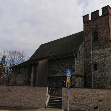 Stary kościół Św. Bartłomieja w Gliwicach Szobiszowicach