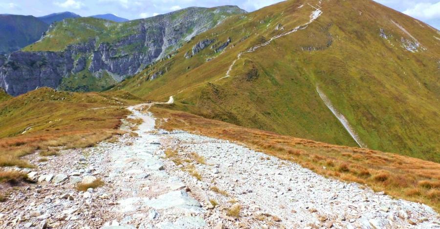 Małołączniak w Tatrach, Magdalena