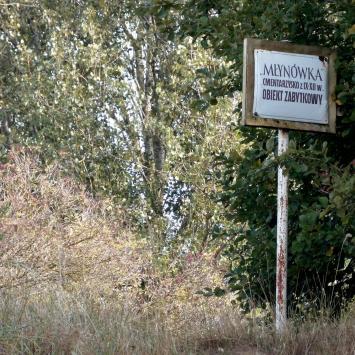 Cmentarzysko słowiańskie w Wolinie Młynówce