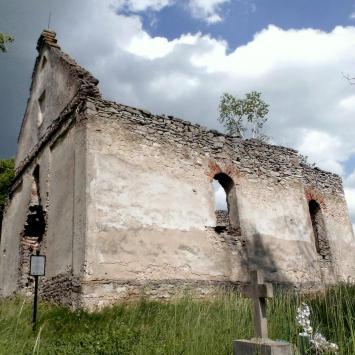 Cerkiew Św. Mikołaja w Hucie Różanieckiej