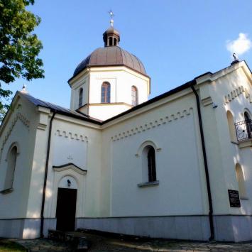 Cerkiew Ofiarowania Matki Bożej w Świątyni w Narolu