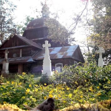 Cerkiew w Woli Wielkiej