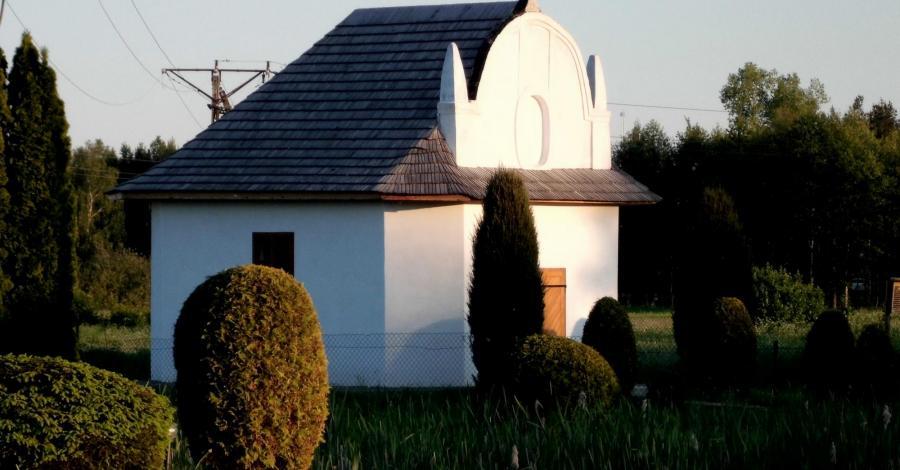 Dawna kaplica dworska w Narolu - zdjęcie