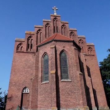 Kościół Matki Bożej Jasnogórskiej w Lubinie