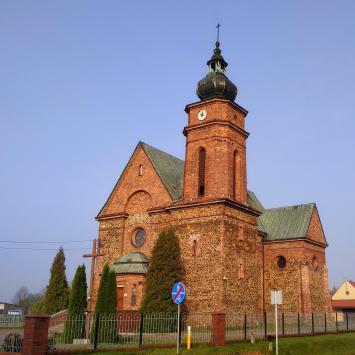 Kościół NMP Częstochowskiej w Starczy
