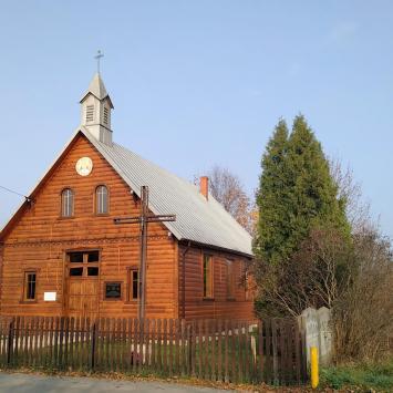 Kościół Mariawitów w Starczy
