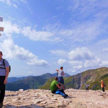 Kopa Kondracka w Tatrach