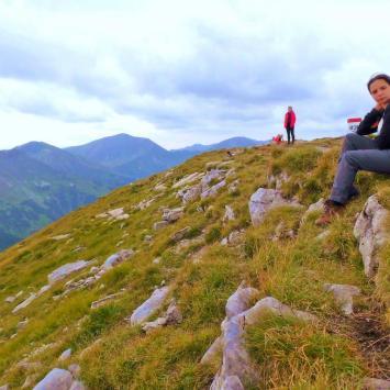 Ciemniak w Tatrach