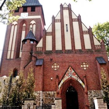 Kościół Wniebowzięcia NMP w Miasteczku Śląskim