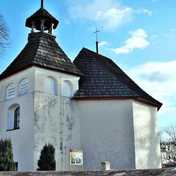 Kościół Św. Wojciecha w Mstowie