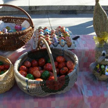 Jarmark Wielkanocny w Białymstoku