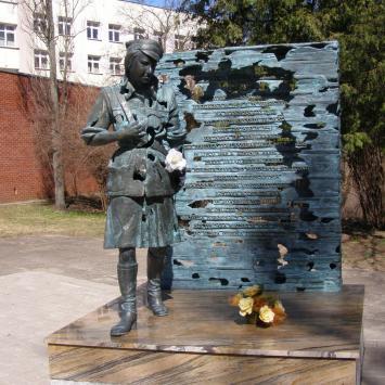 Pomnik Inki w Białymstoku