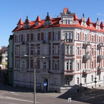 Kamienica Ginzburga w Białymstoku