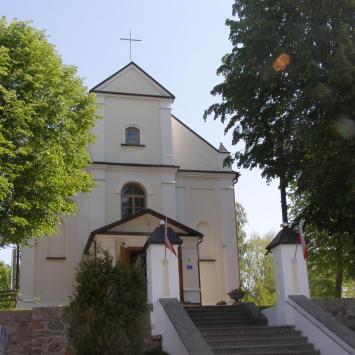 Kościół Przemienienia Pańskiego w Mielniku