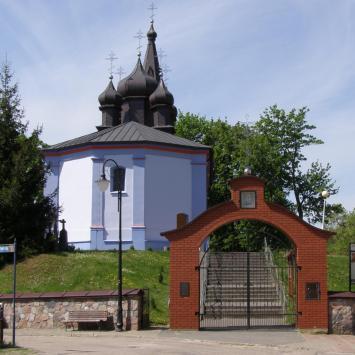 Cerkiew w Mielniku