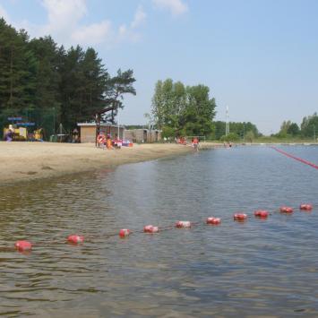 Plaża miejska i Ośrodek Sportów Wodnych Dojlidy w Białymstoku