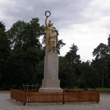Pomnik 42. Pułku Piechoty w Białymstoku