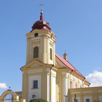 Kościół Św. Jana Chrzciciela i Św. Szczepana w Choroszczy