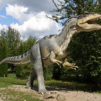 Jurajski Park Dinozaurów w Wasilkowie