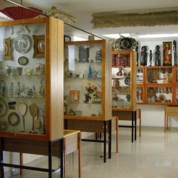 Muzeum misyjno-ornitologiczne w Kodniu
