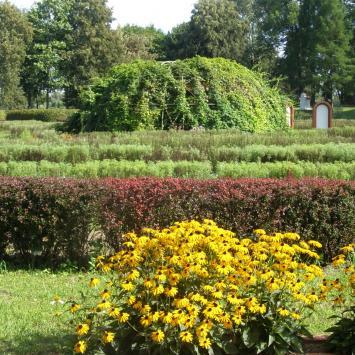 Ogród Zielny Matki Bożej w Kodniu
