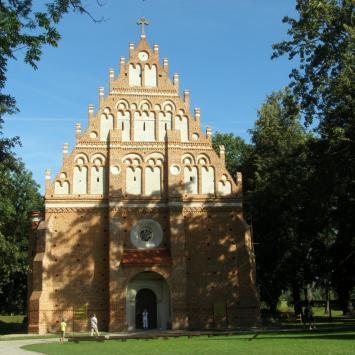 Kościół Ducha Świętego w Kodniu