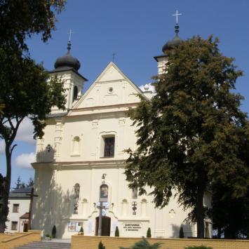 Kościół Św. Jana Jałmużnika w Orchówku