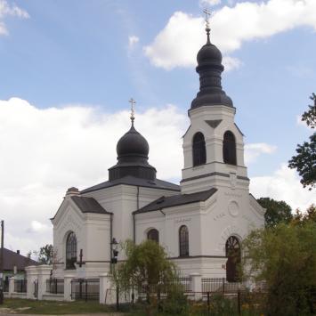 Cerkiew Św. Piotra i Pawła w Sosnowicy