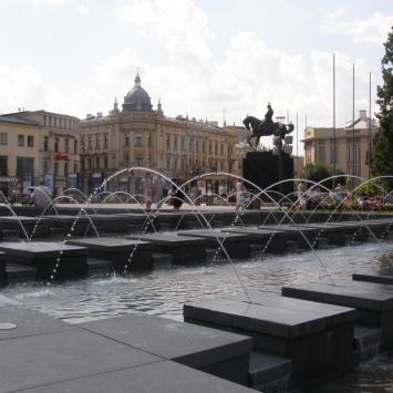 Plac Litewski w Lublinie