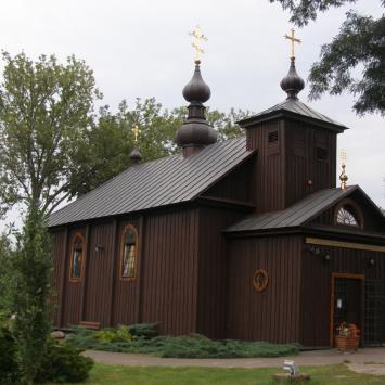 Cerkiew Św. Nikity w Kostomłotach