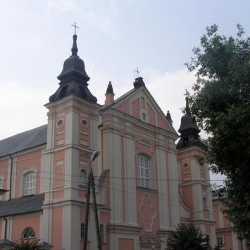 Kościół Świętej Trójcy w Janowie Podlaskim