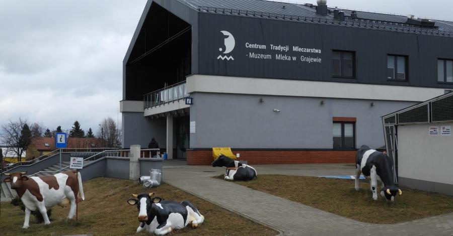 Muzeum Mleka w Grajewie - zdjęcie