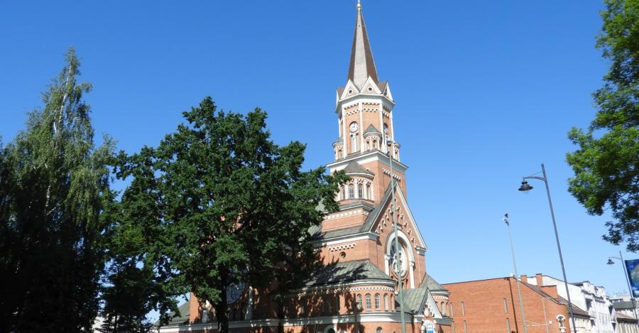 Kościół Św. Wojciecha w Białymstoku - zdjęcie