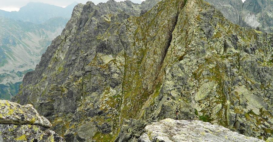 Pośredni Granat w Tatrach - zdjęcie