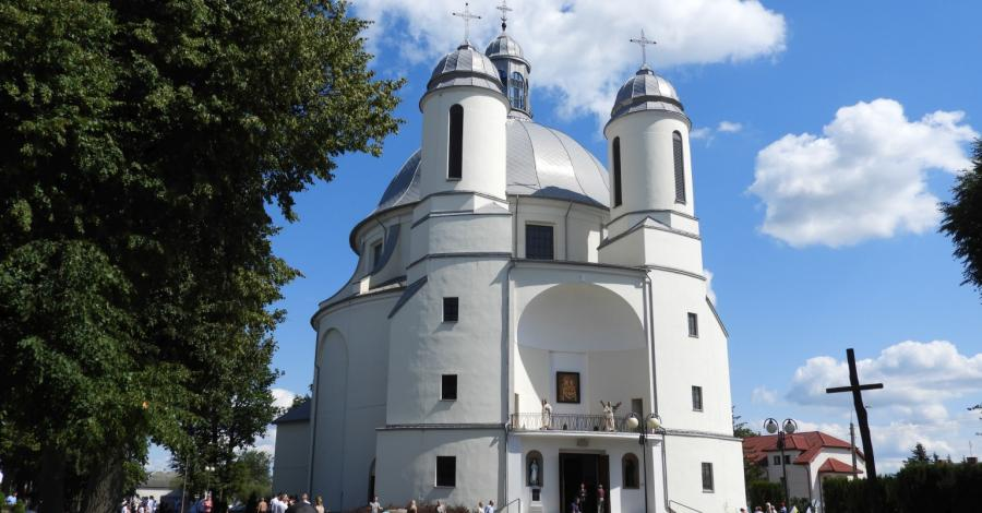 Sanktuarium Matki Bożej Pojednania w Hodyszewie - zdjęcie