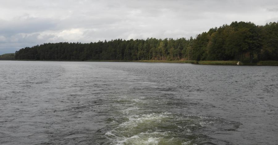 Jezioro Rospuda w Augustowie - zdjęcie