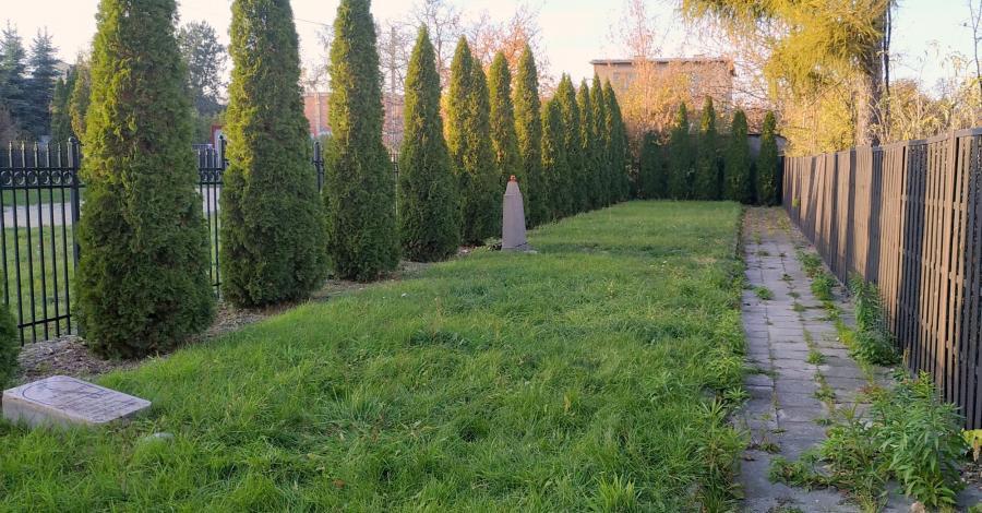 Miejsce pamięci Żydów w Częstochowie - zdjęcie