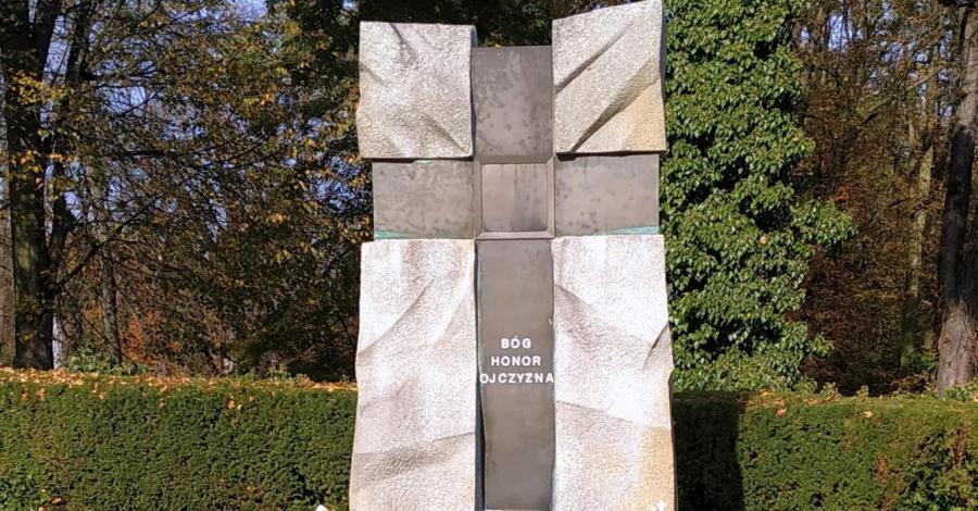 Pomnik Nieznanego Żołnierza w Częstochowie - zdjęcie