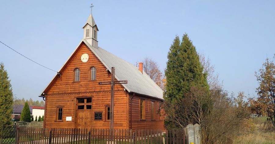 Kościół Mariawitów w Starczy - zdjęcie
