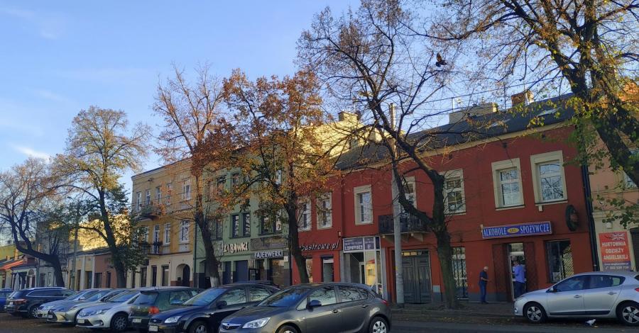 Rynek Wieluński w Częstochowie - zdjęcie
