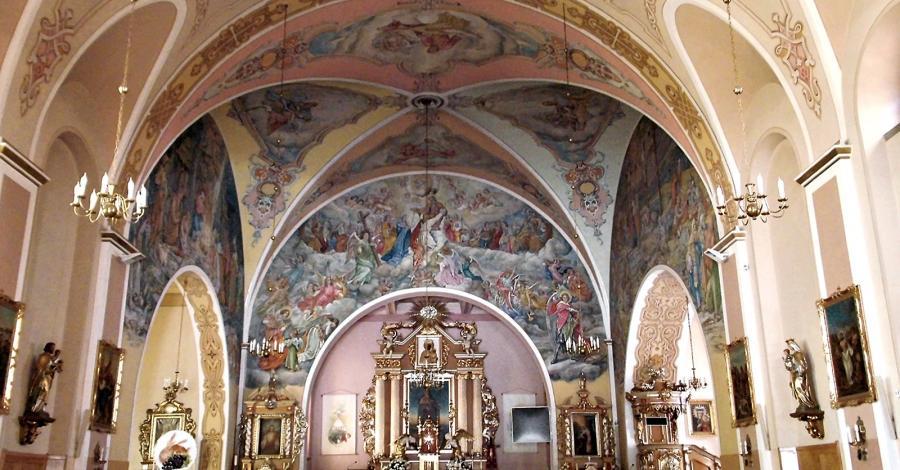 Kościół Św. Jakuba Starszego w Lubszy - zdjęcie