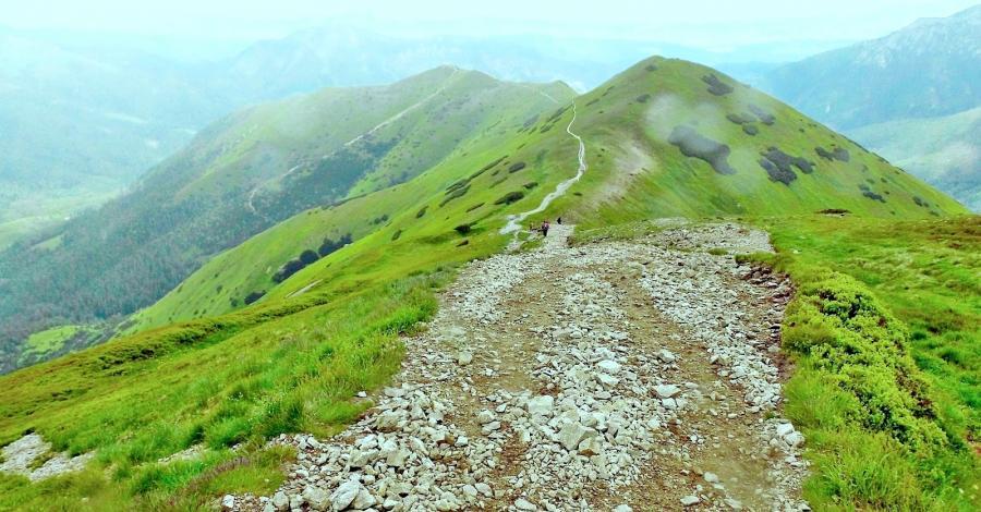 Kończysty Wierch w Tatrach - zdjęcie