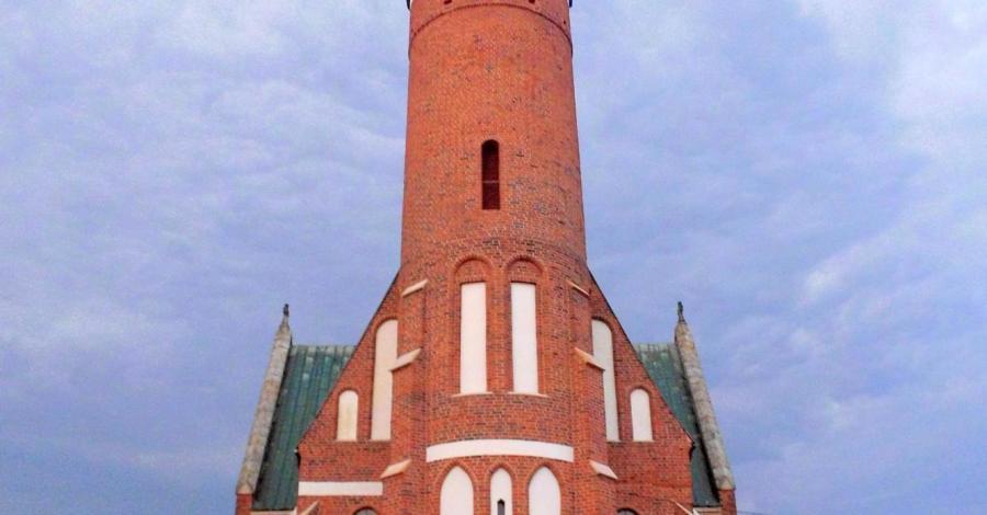 Kościół Św. Łukasza w Drzewicy - zdjęcie