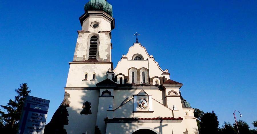 Kościół Św. Franciszka z Asyżu w Zajączkach Pierwszych - zdjęcie