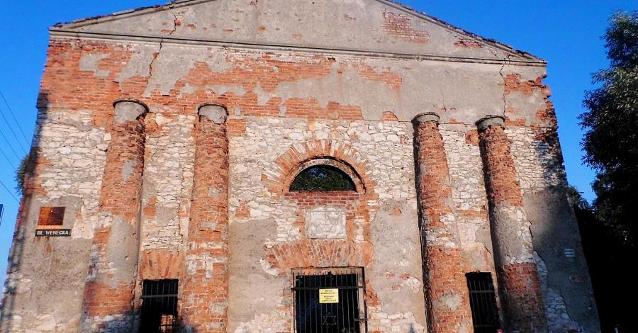 Synagoga w Krzepicach - zdjęcie