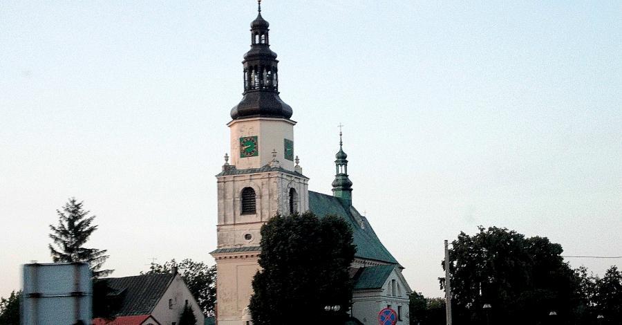 Kościół Św. Jakuba Apostoła w Krzepicach - zdjęcie