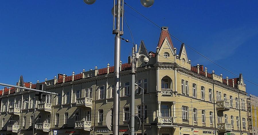 Kamienica kupiecka w Częstochowie - zdjęcie