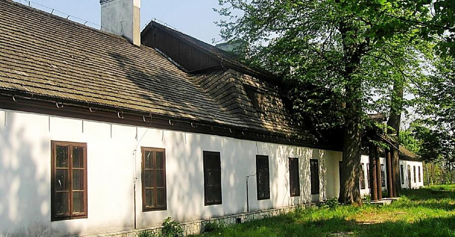 Dwór w Lipiu - zdjęcie